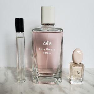 Zara + Si